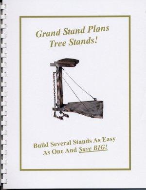 Deer stand plans deer stand designs build a deer stand for Free ladder stand plans